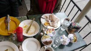 Celebratory Breakfast