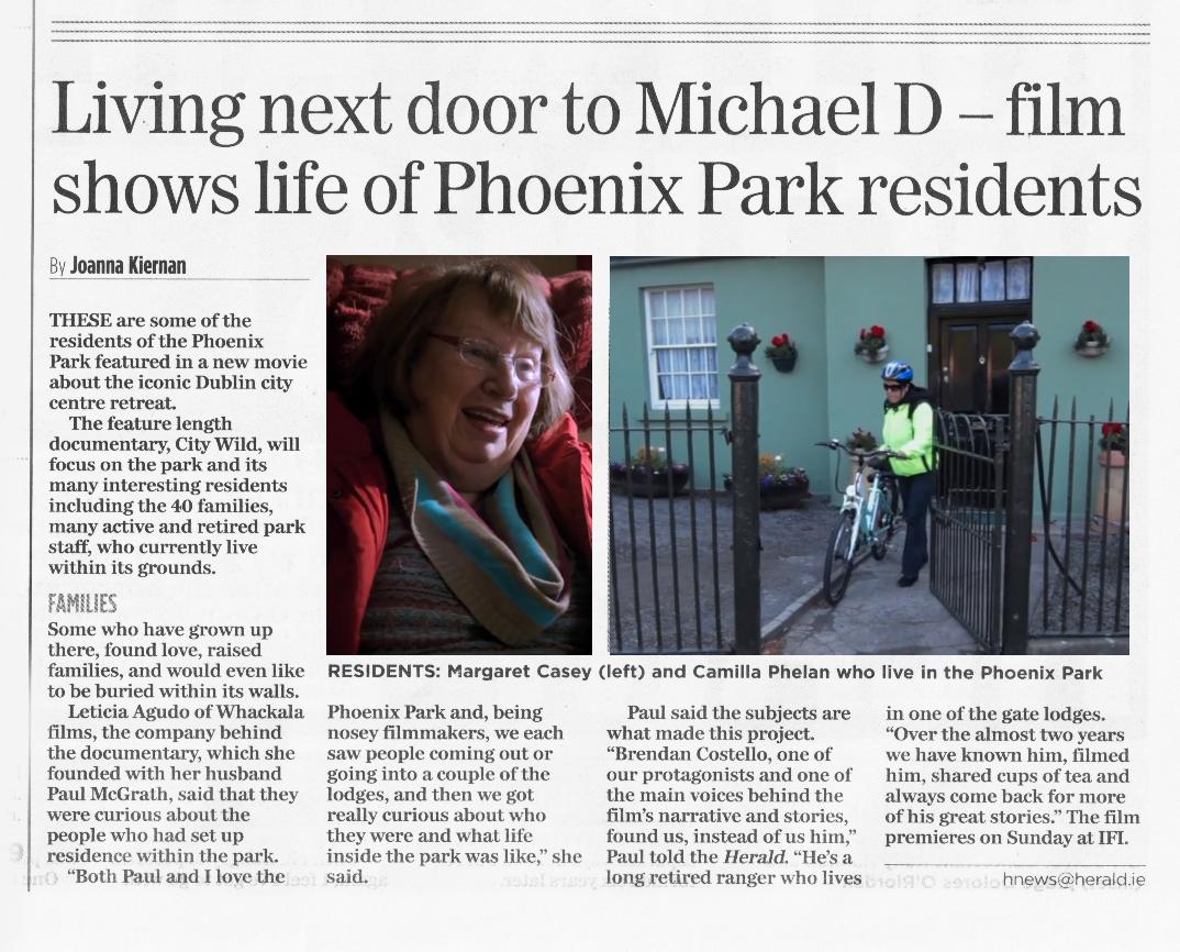 CityWild Herald 2014