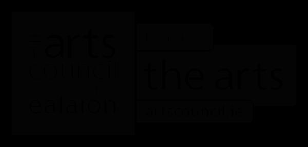 Arts Council funding the arts logo